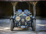 Images of Bentley 3 ½ Litre Roadster by Petersen Engineering 1937