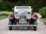 Photos of Bentley 3 ½ Litre Tourer by Jarvis & Sons/Abbey Coachworks 1935