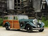 Photos of Bentley 3 ½ Litre Shooting Brake by Jones Bros 1935