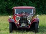 Photos of Bentley 3 ½ Litre Drophead Coupe by Park Ward 1934
