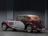 Photos of Bentley 3 ½ Litre Drophead Coupe by James Young 1935