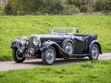 Pictures of Bentley 3 ½ Litre Tourer by Lancefield/Corsica 1934