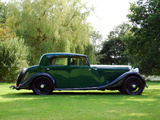 Pictures of Bentley 3 ½ Litre Sports Saloon 1935