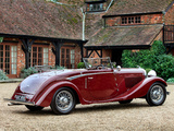 Pictures of Bentley 3 ½ Litre Drophead Coupe by Vanden Plas 1934