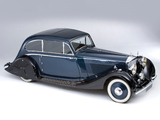 Pictures of Bentley 3 ½ Litre Coupe 1935