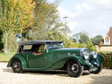 Bentley 3 ½ Litre Open Tourer 1934 wallpapers