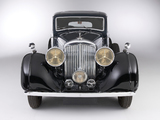 Bentley 3 ½ Litre Coupe 1935 wallpapers