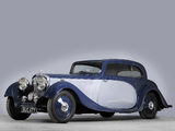Bentley 3 ½ Litre Sports Saloon by Gurney Nutting 1935 wallpapers