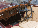 Bentley 3 ½ Litre Drophead Coupe by James Young 1935 wallpapers