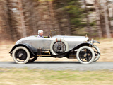 Bentley 3 Litre Chassis Number 3 1921 photos