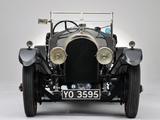 Bentley 3 Litre Speed Tourer 1921–27 photos