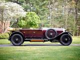 Images of Bentley 3 Litre Sports Tourer by Park Ward 1924