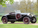 Bentley 3 Litre Speed Model Sports 2-seater by Park Ward 1925 wallpapers