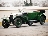 Wallpapers of Bentley 3 Litre Tourer by Gurney Nutting 1925