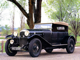 Bentley 4 ½ Litre Tourer by Vanden Plas 1929 images