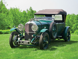 Bentley 4 ½ Litre Open Tourer by Vanden Plas 1929 photos