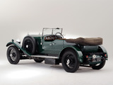 Bentley 4 ½ Litre Tourer by Vanden Plas 1929 pictures