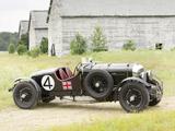 Bentley 4 ½ Litre Supercharged Le Mans Blower by Vanden Plas 1931 images