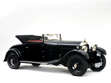 Bentley 4 ½ Litre Drophead Coupe with Dickey 1929 photos