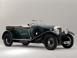 Images of Bentley 4 ½ Litre Tourer by Vanden Plas 1929