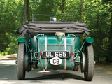 Pictures of Bentley 4 ½ Litre Open Tourer by Vanden Plas 1929