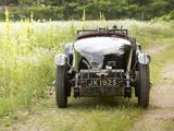 Pictures of Bentley 4 ½ Litre Supercharged Le Mans Blower by Vanden Plas 1931