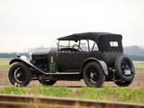 Pictures of Bentley 4 ½ Litre Tourer by Vanden Plas 1929