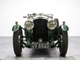 Wallpapers of Bentley 4 ½ Litre Semi-Le Mans Tourer by Vanden Plas 1928