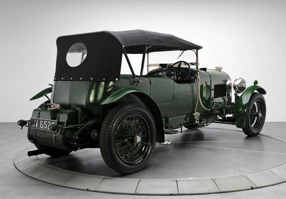 Bentley 4 Litre Semi Le Mans Tourer By Vanden Plas 1928 Wallpapers