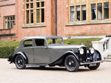 Bentley 4 ¼ Litre Sports Saloon by Park Ward 1936 images