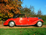 Bentley 4 ¼ Litre Drophead Coupe by Veth & Zoon 1936–39 pictures