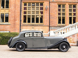 Bentley 4 ¼ Litre Sports Saloon by Park Ward 1936 wallpapers