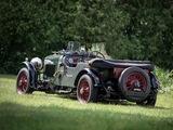 Bentley 4 ¼ Litre Tourer by James Pearce 1936 wallpapers