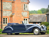 Bentley 4 ¼ Litre Drophead Coupe by Gurney Nutting 1937 images