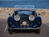 Bentley 4 ¼ Litre Concealed Head Coupe by Mulliner 1937 photos
