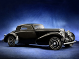 Bentley 4 ¼ Litre Fixed Head Coupe by Vesters & Neirinck 1937 wallpapers
