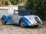 Bentley 4 ¼ Litre Derby Convertible 1936 images