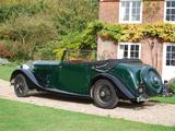Bentley 4 ¼ Litre Drophead Coupé by Park Ward 1936 images