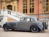 Bentley 4 ¼ Litre Sports Saloon by Park Ward 1936 photos