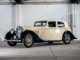 Bentley 4 ¼ Litre Saloon by Mann Egerton 1937 images