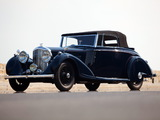 Bentley 4 ¼ Litre Concealed Head Coupe by Mulliner 1937 pictures