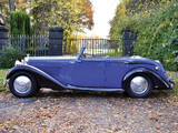 Bentley 4 ¼ Litre Disappearing Hood by Hooper 1938 pictures