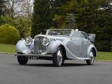 Bentley 4 ¼ Litre Cabriolet 1938 wallpapers