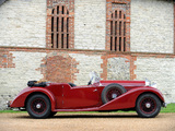 Bentley 4 ¼ Litre Tourer by James Pearce 1939 pictures