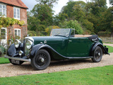 Bentley 4 ¼ Litre Drophead Coupé by Park Ward 1936 pictures