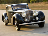 Bentley 4 ¼ Litre Fixed Head Sport Coupe 1937 images