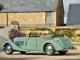 Bentley 4 ¼ Litre Tourer by Thrupp & Maberly 1937 pictures