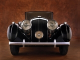 Bentley 4 ¼ Litre Coupe by VanVooren 1938–39 pictures