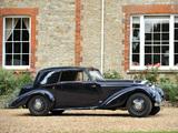 Bentley 4 ¼ Litre Coupé by De Villars 1938 wallpapers