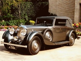 Images of Bentley 4 ¼ Litre Drophead Coupe by Hooper 1936